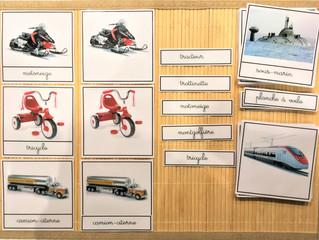 DIY Atelier : Le Transport (PDF)