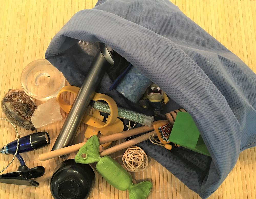 DIY Atelier: le Sac à Mystères