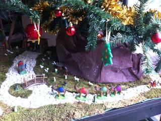 DIY de Noël: La Crèche selon Mad Mary (belle-maman)