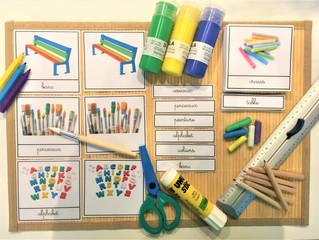 DIY Atelier : Vive l'Ecole ! (PDF)