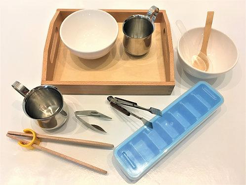 Box Transvasement de Solides