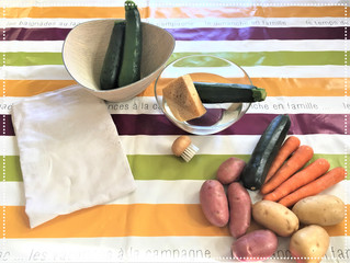 Atelier DIY : Préparer Fruits & Légumes
