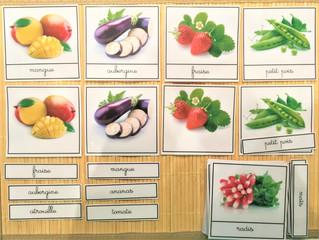 DIY Atelier : Fruits & Légumes (PDF)