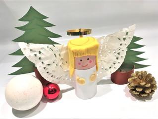 DIY de Noël : L'Ange Recyclé !