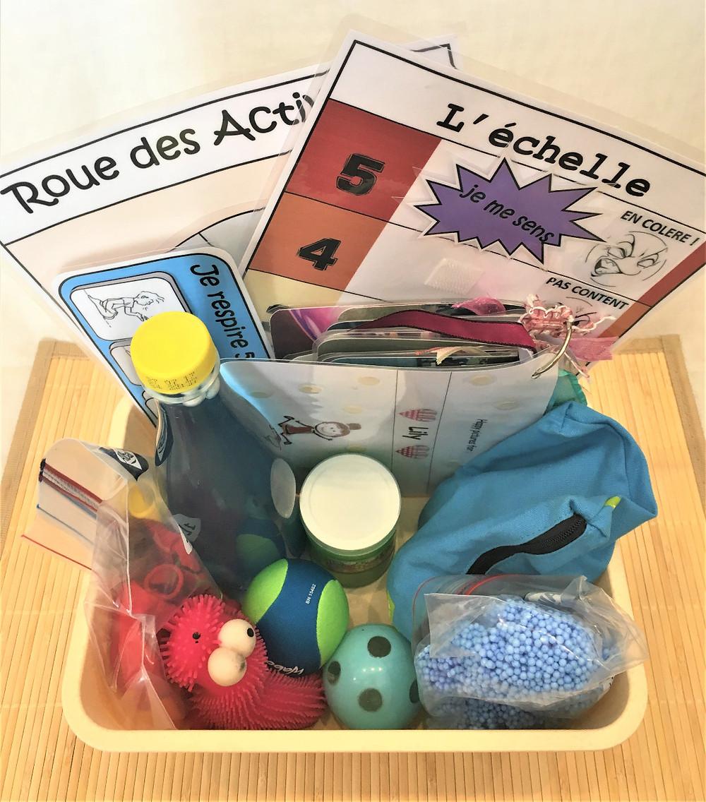 DIY Pédagogie (PDF) : la Boîte à Colère ou Anger Box