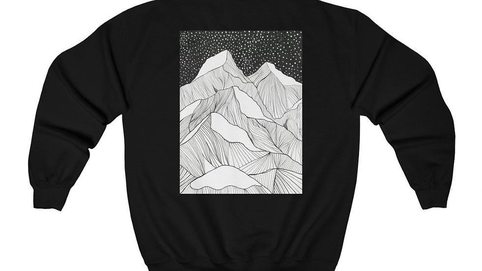 Mountain Unisex Crewneck Sweatshirt