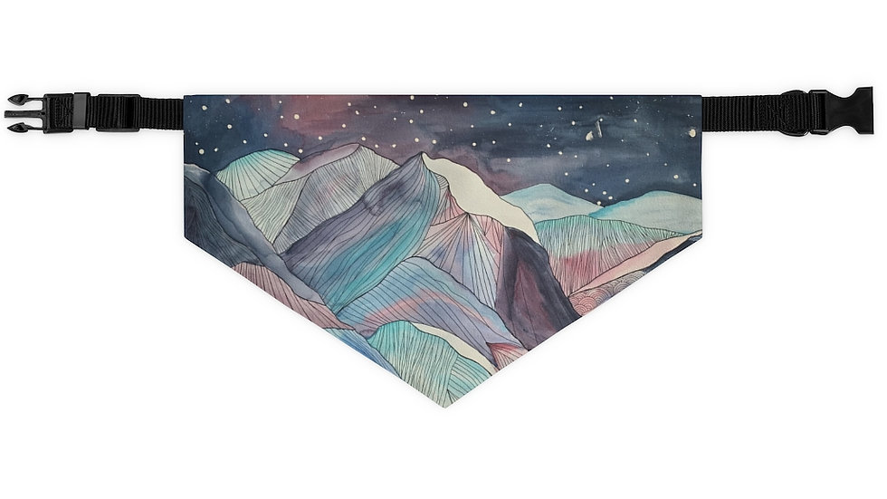 Mount Royal Bandana Collar