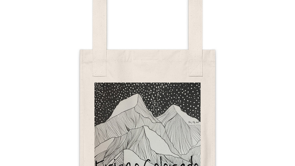 Hey, I'm Organic!! -  Canvas Tote Bag