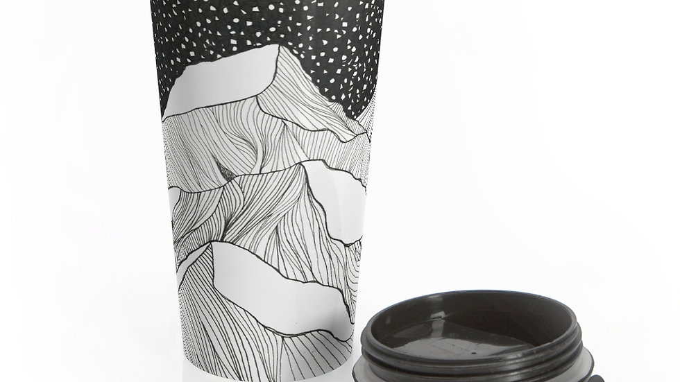 Frisco Colorado- Stainless Steel Travel Mug