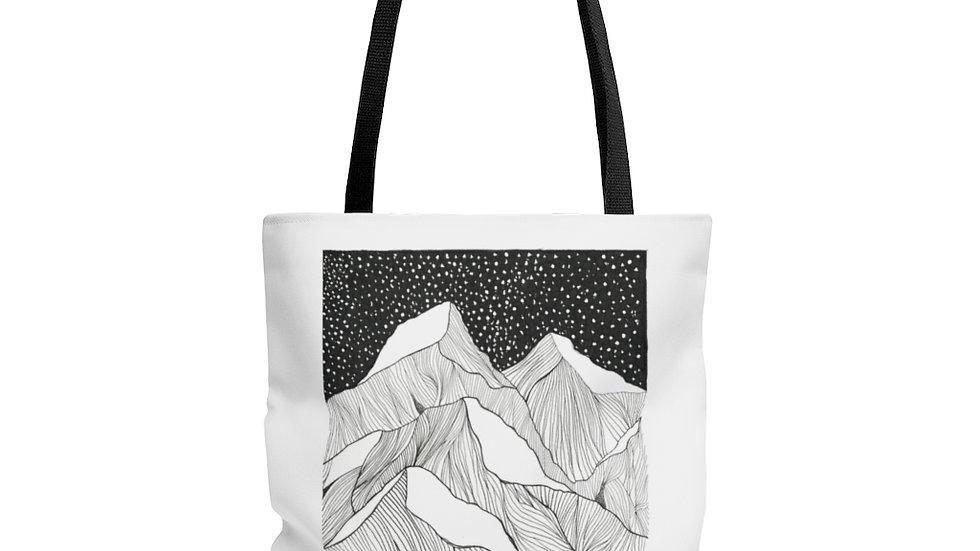 Mountain Hugger Reusable Bag