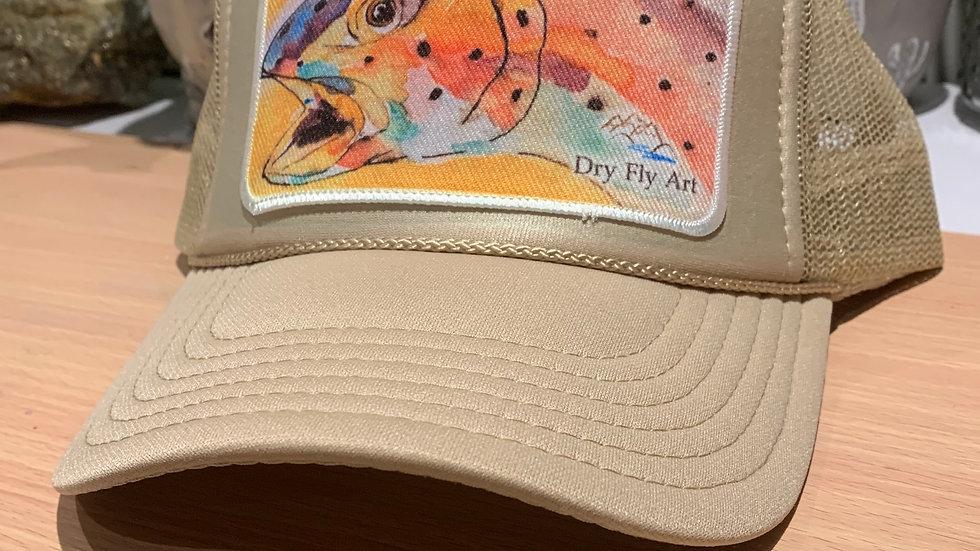 Tan Trout Hat