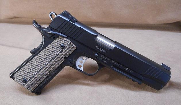 Kimber Warrior 45acp