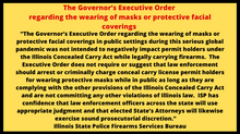 Face Masks and Conceal Carry