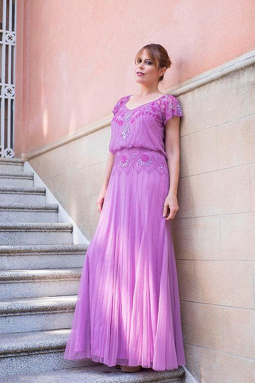 Ivanna maxi purple