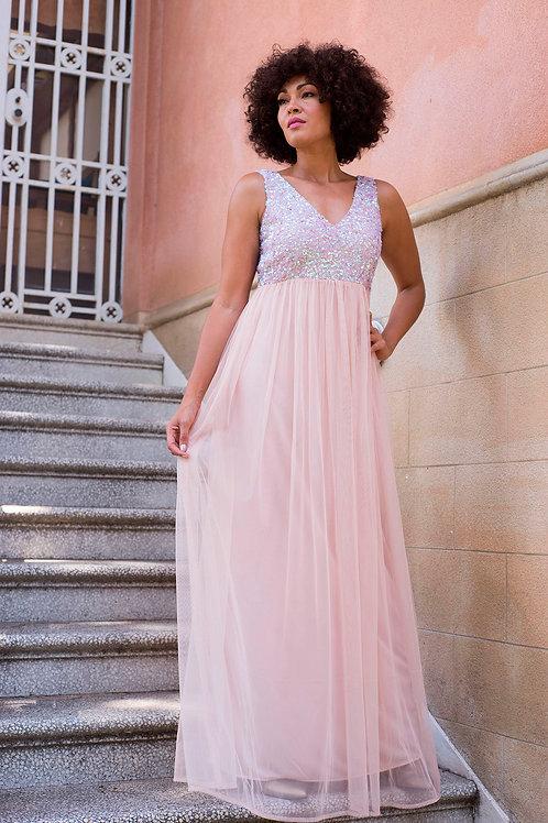 Bianca maxi pink