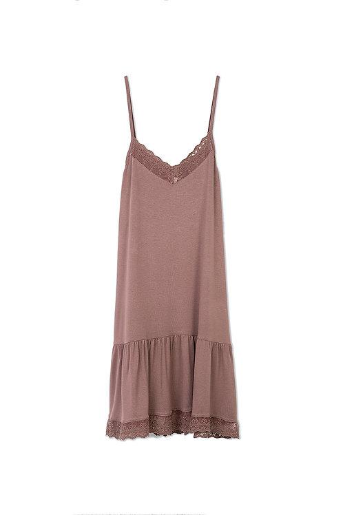 Vestido / Forro básico lencero Nekane