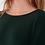 Thumbnail: Camiseta verde botella con manga ancha