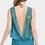 Thumbnail: Vestido corto con encaje y espalda escotada SAYAN