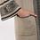 Thumbnail: Abrigo crudo de punto estampado étnico con bolsillos