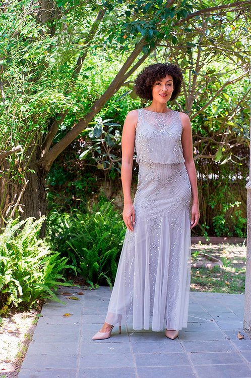 Laia maxi light grey