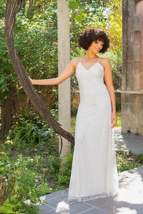 Aurelia maxi white