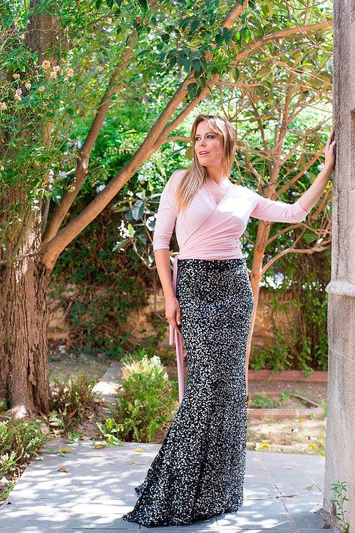 Ceylan skirt black