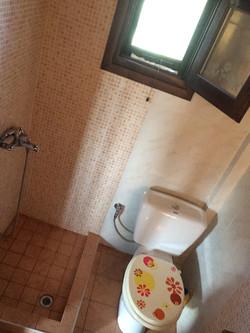 Second floor bathroom & shower