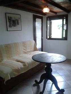 Second floor sofa bed