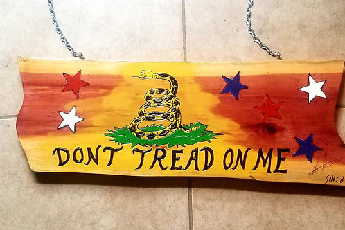 Don't Tread On Me-Liberty or Death- #134