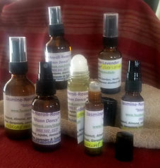 Moon Dance natural Lavender and Essential oil blend