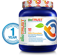 BIOTRUST LOW CARB TIME RELEASED PROTEIN BLEND