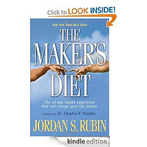 "Check out these best selling books by ""Beyond Organic Founder"" Jordan Rubin"
