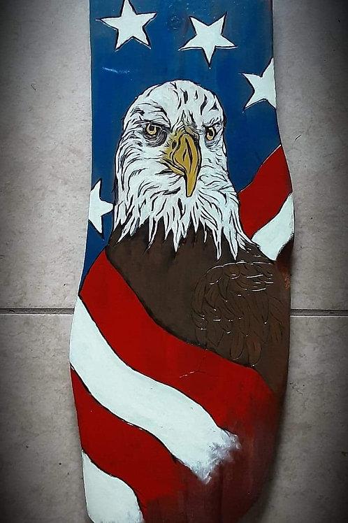 Eagle - Flag - Betsy Ross - 1776 - Item# 156