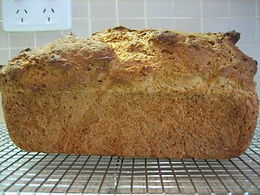 baking gluten free bread is easy