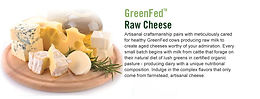 RAW GRASS FED DAIRY HAS HEATHY FATS