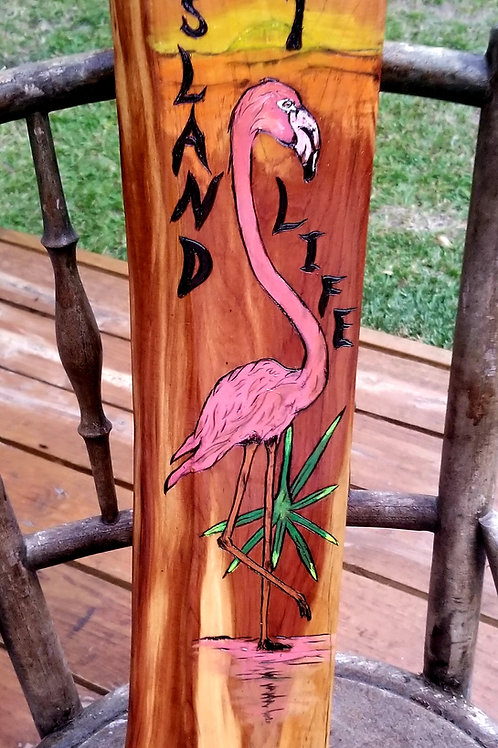 Flamingo - Island Life - Item # 144