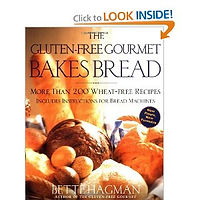 Gluten Free Bread Recipes Book Bette Hagman