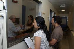 Informed consent simulation at MSR, the Israel Center for Medical Simulation
