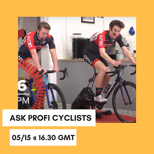 Ask Profi Indoor Cyclists