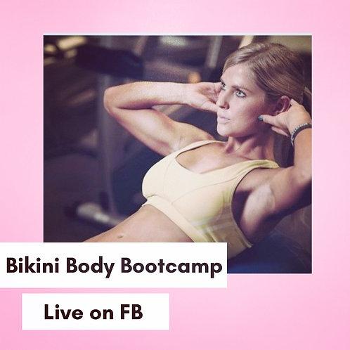 21 Day Bikini Body Bootcamp Program - 5,99$ per month