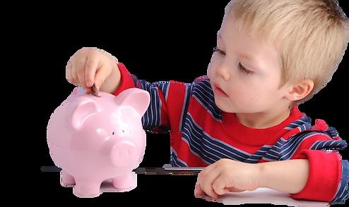גל עתיד חיסכון לילד