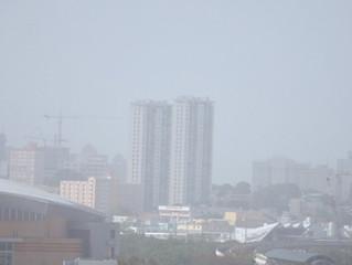 Prevención y control ante el polvo del Sahara