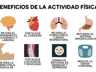 7 beneficios de la actividad física para tu salud