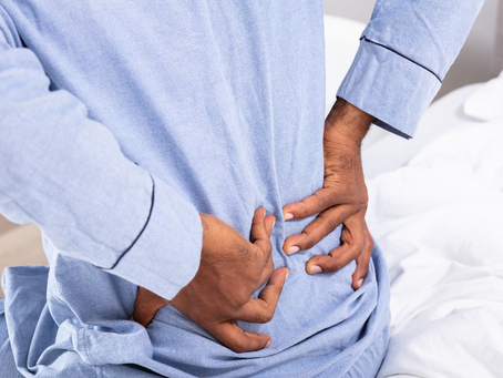 Back pain: exercises to ease it