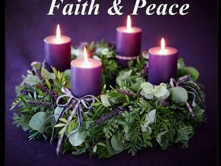 The Connection Between Faith & Peace