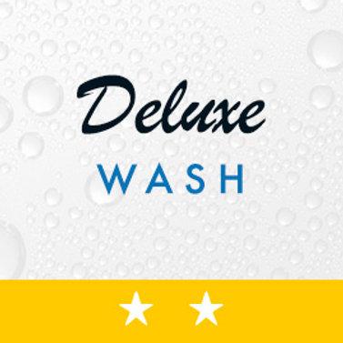DELUXE WASH - STARTS @ $35 (most 2 door cars)
