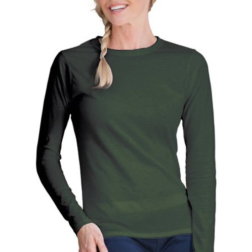 Women's Fitted Long Sleeve
