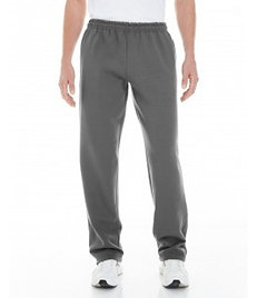 Open Pocketed Bottom Sweatpant