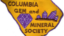Columbia Gem & Mineral Website Back!