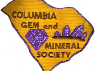 Columbia Gem & Mineral Website Back!